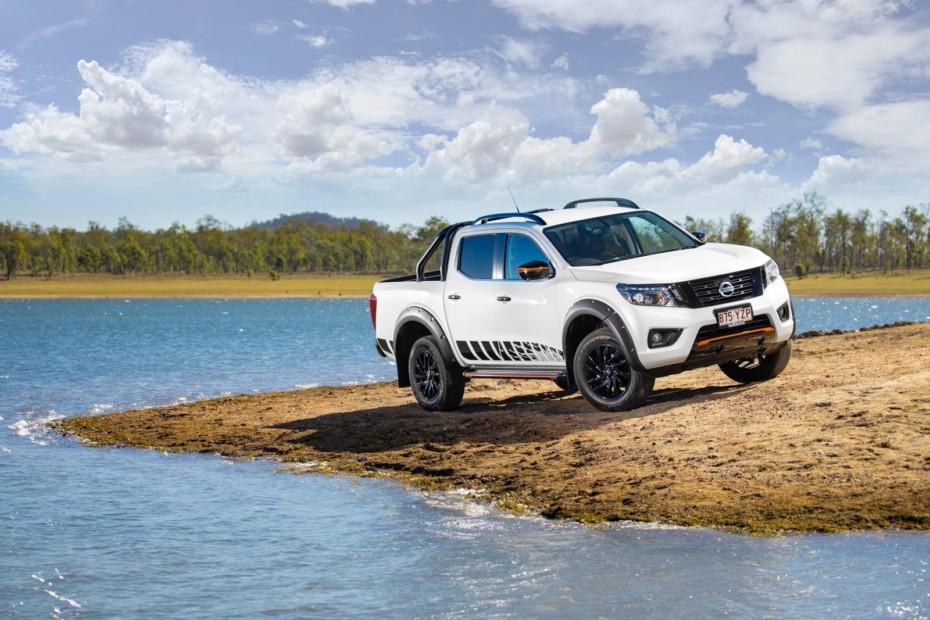 Nissan Navara N-Trek 2020: El recién renovado pick-up estrena edición especial