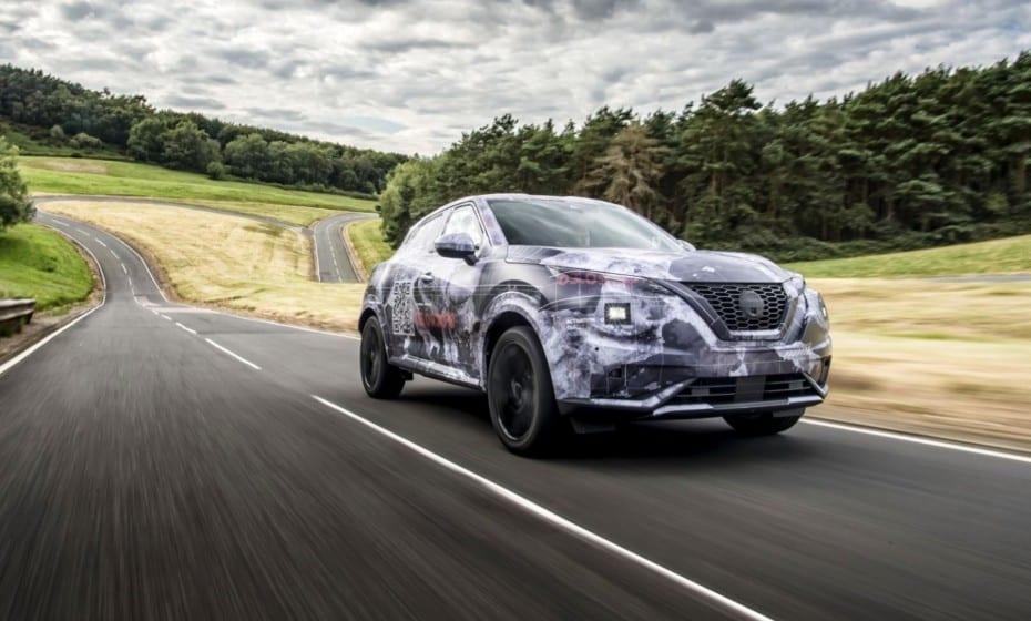 Faltan poco más de dos semanas para conocer al nuevo Nissan Juke: Nuevos detalles
