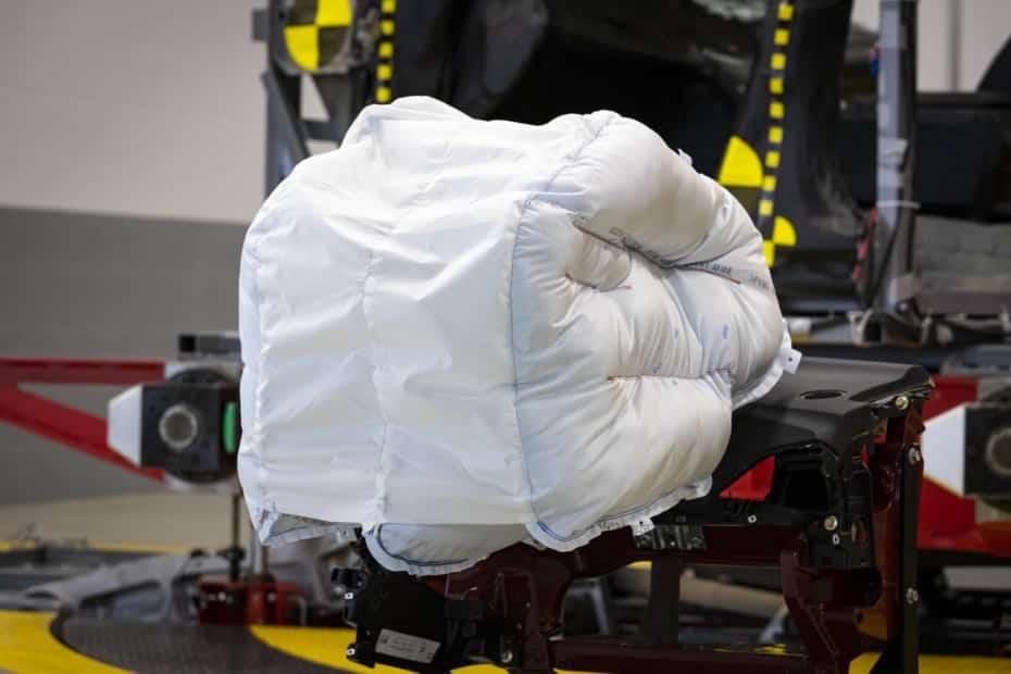 Así es el nuevo airbag de Honda que promete mejorar tu seguridad en caso de accidente