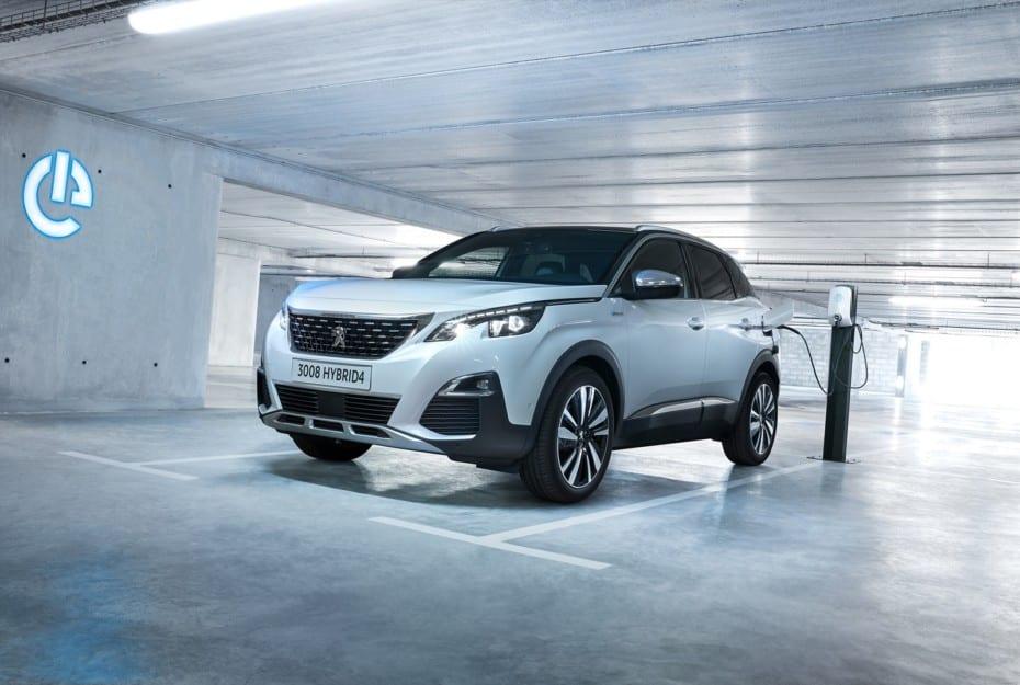 Ya puedes reservar los Peugeot 3008 Hybrid e Hybrid4