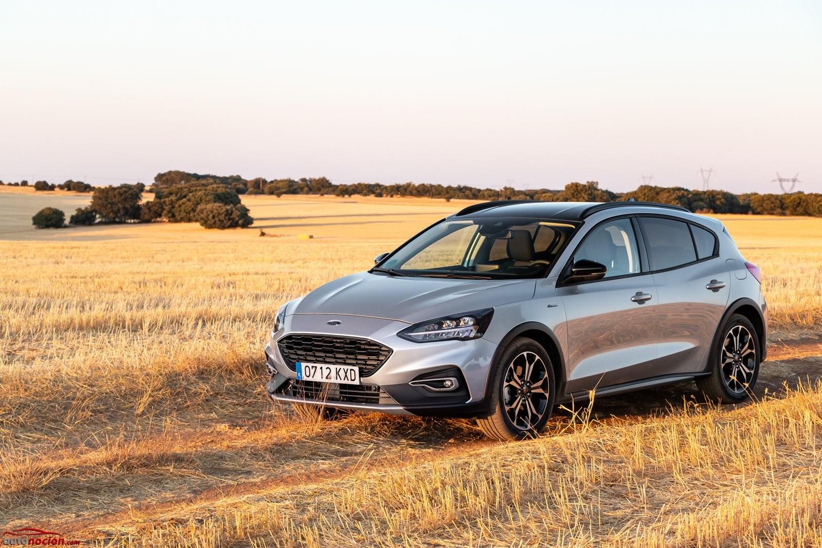 Nuova Ford Fiesta Active, Configuratore e listino prezzi ...