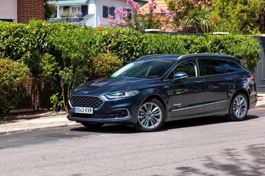 Prueba Ford Mondeo Sportbreak Vignale 2.0 Híbrido 187 CV 2019: ¿Mejor opción que el diésel?