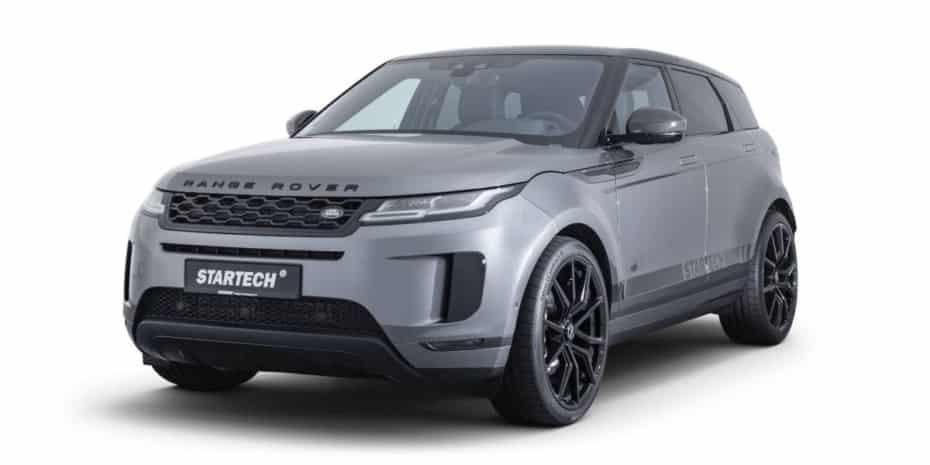 Startech le da al Range Rover Evoque ese toque dinámico que muchos echarán en falta