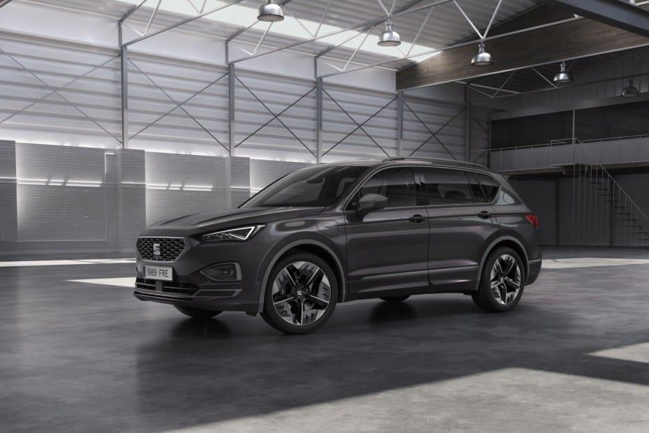 SEAT Tarraco FR PHEV 2020: 245 CV y acabado deportivo para la opción híbrida-enchufable