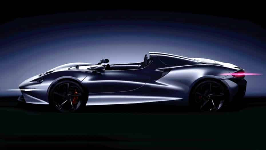 Así será el nuevo modelo de la Ultimate Series que tiene preparado McLaren