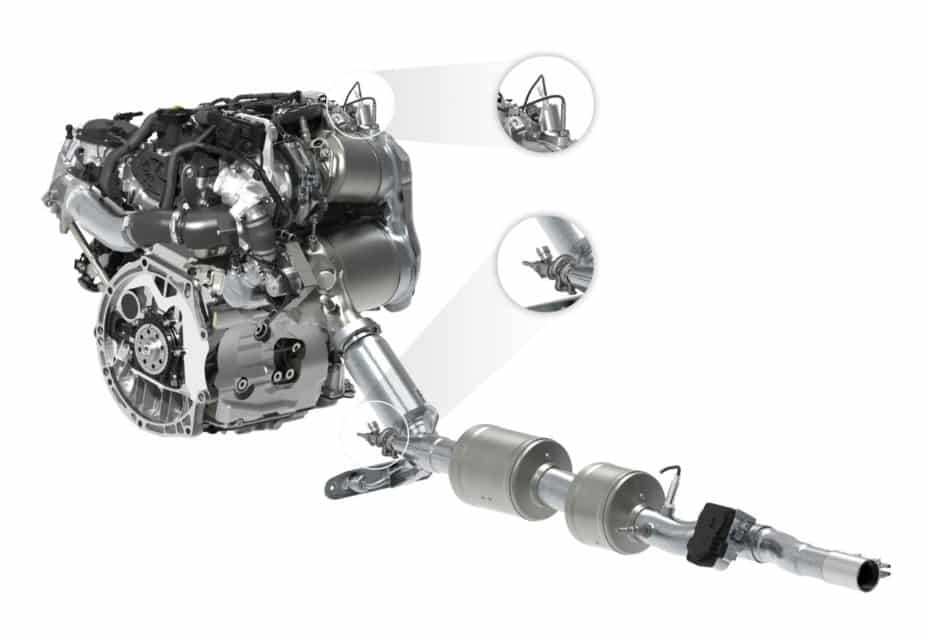 Novedad en el motor 2.0 TDI Evo de Passat y Golf: Llega la inyección doble de AdBlue