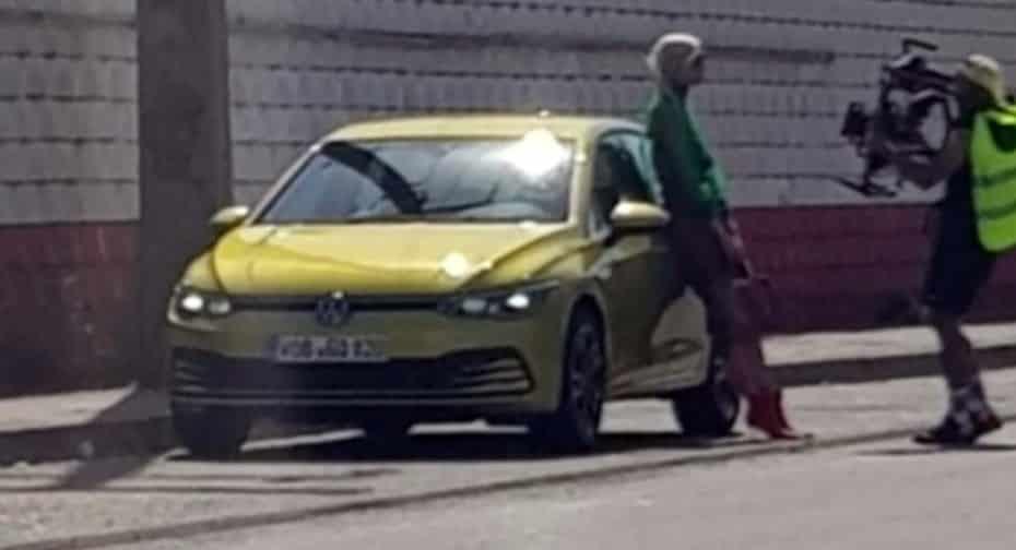El Volkswagen Golf MK8 2020 se deja ver al descubierto: Ya conocemos muchos detalles