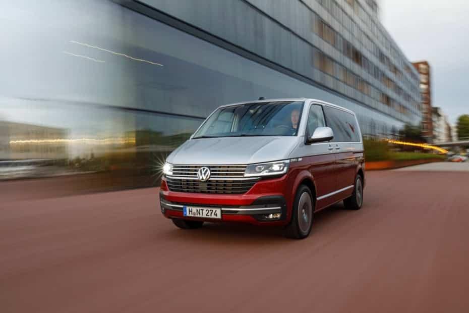 Nuevas imágenes y precios en Alemania de la renovada Volkswagen T6 2020