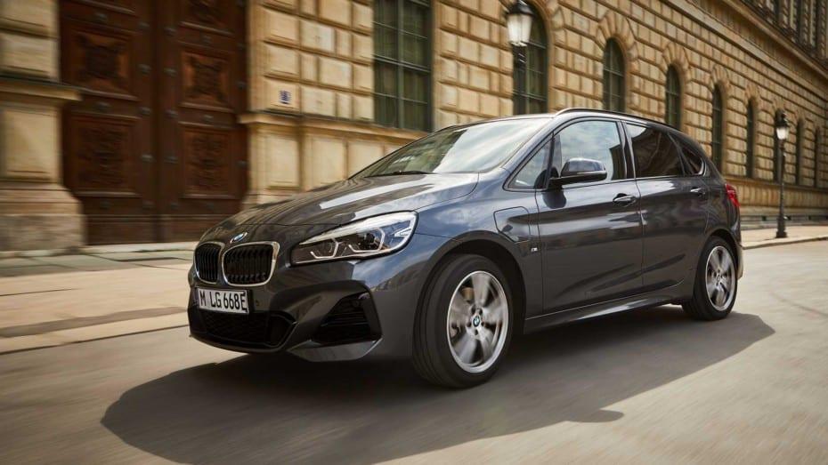 Así es el BMW 225xe MY2020: Mayor autonomía eléctrica