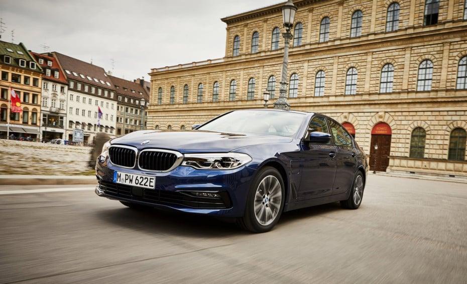 Mayor batería para el BMW 530e PHEV: Ya a la venta