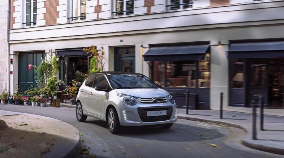 La serie especial Origins llega al Citroën C1
