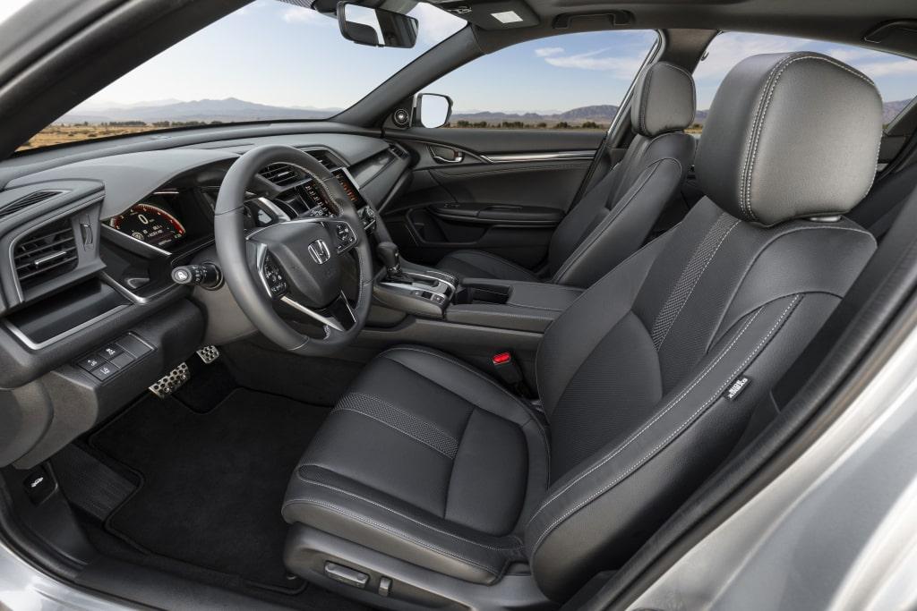Honda Civic 10ªgen Facelift (2020) 13