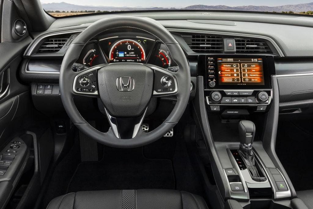 Honda Civic 10ªgen Facelift (2020) 12