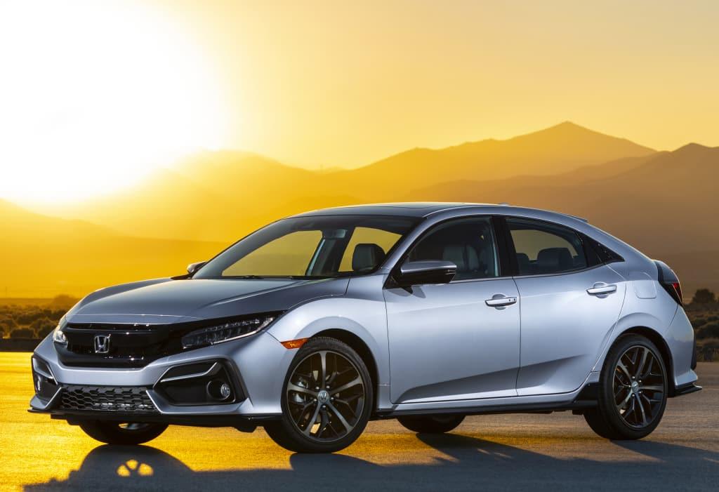 Honda Civic 10ªgen Facelift (2020) 9
