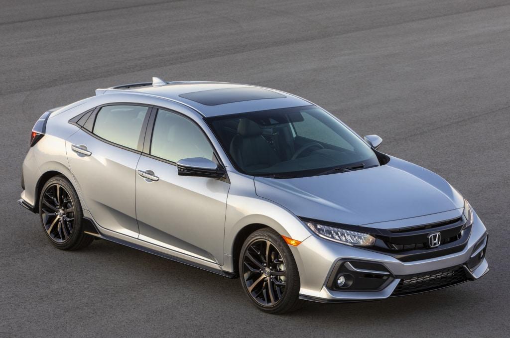 Honda Civic 10ªgen Facelift (2020) 7