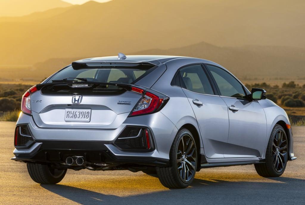Honda Civic 10ªgen Facelift (2020) 8