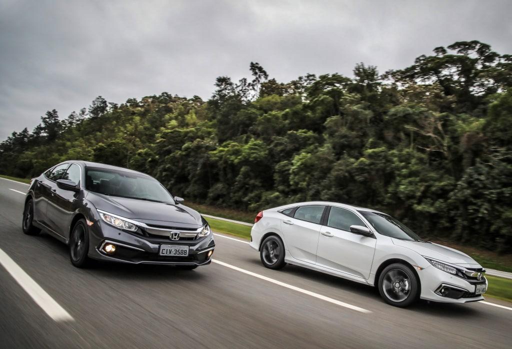 Honda Civic 10ªgen Facelift (2020) 11