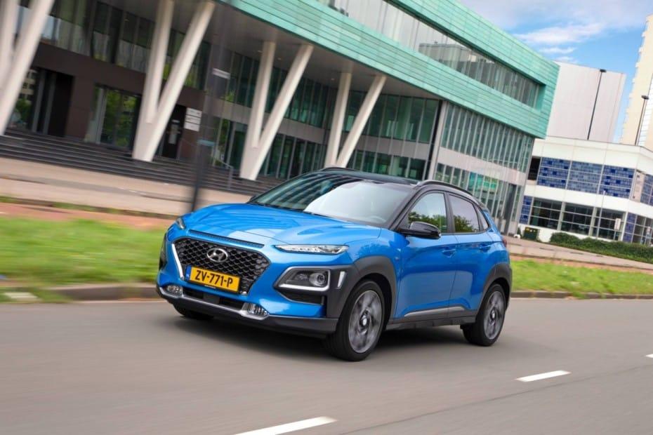 Nuevas imágenes del Hyundai Kona Hybrid