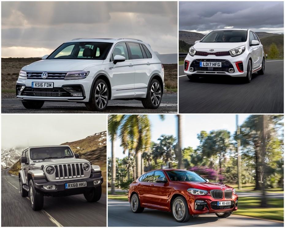 Llamadas a revisión semana 31: 5 modelos afectados de 4 marcas