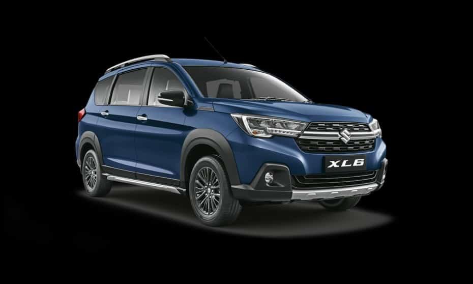 Oficial: Nuevo Suzuki XL6