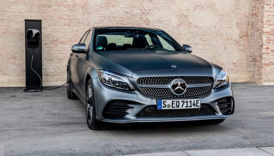 Ya a la venta el Mercedes C300e: PHEV de gasolina