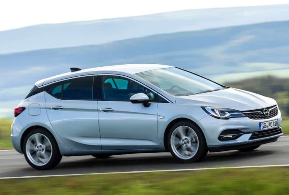 Nuevo Opel Astra «Design&Tech», ya a la venta