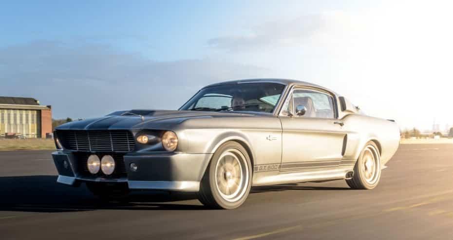 Dicen que estos son los coches de película más deseados: El primero, Eleanor, el Shelby Mustang GT500