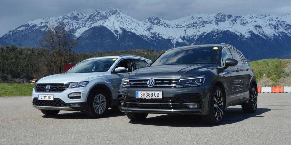 Aquí, los 70 modelos más vendidos en Austria durante julio: Dominio VAG