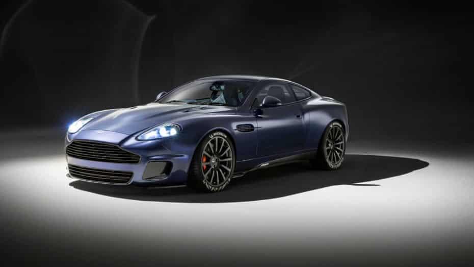 Aston Martin Vanquish 25: El primer proyecto de Ian Callum «en solitario» desarrolla 580 CV