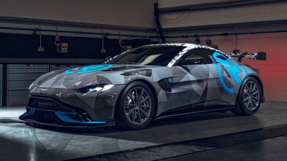 El Aston Martin Vantage tendrá su propia competición a partir del próximo año