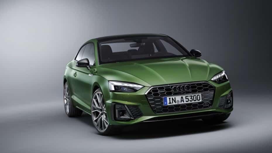 Así es el renovado Audi A5: Novedades que perfeccionan al modelo
