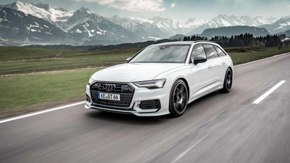 Hasta 425 CV para los Audi A6, A7 Sportback y Q8 con motor V6 TFSI de 3.0 litros