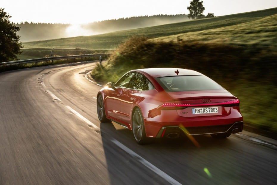Nuevas imágenes del Audi RS 7 Sportback 2020: La bestia al detalle