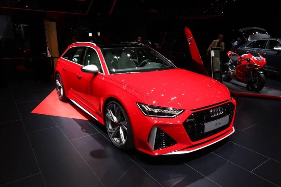 La bestia de Audi en directo: Así luce el Audi RS6 Avant V8 4.0 biturbo