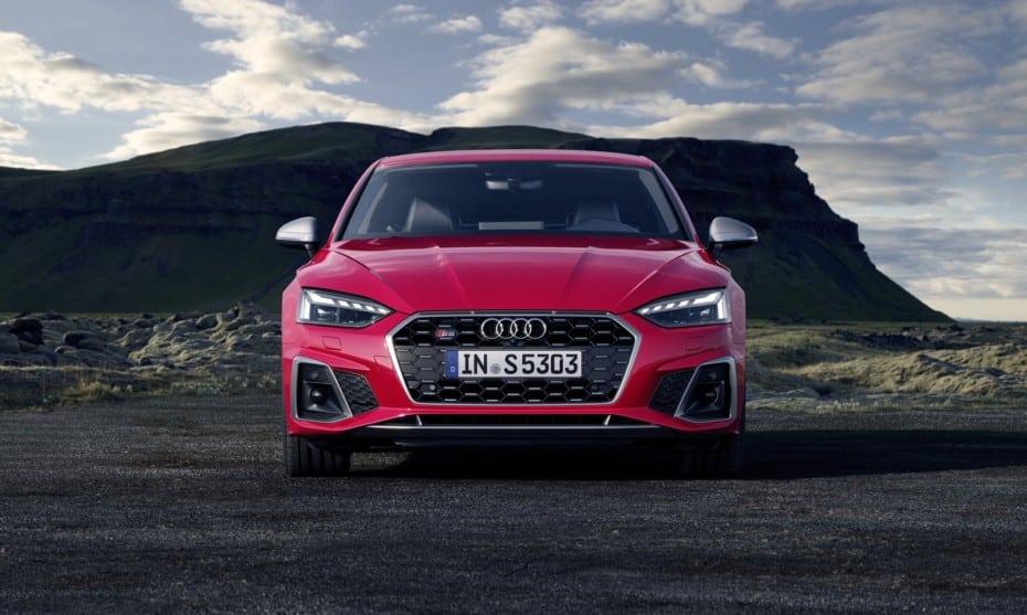 Así es el renovado Audi S5: TDI de 347 CV o TFSI de 354 CV…