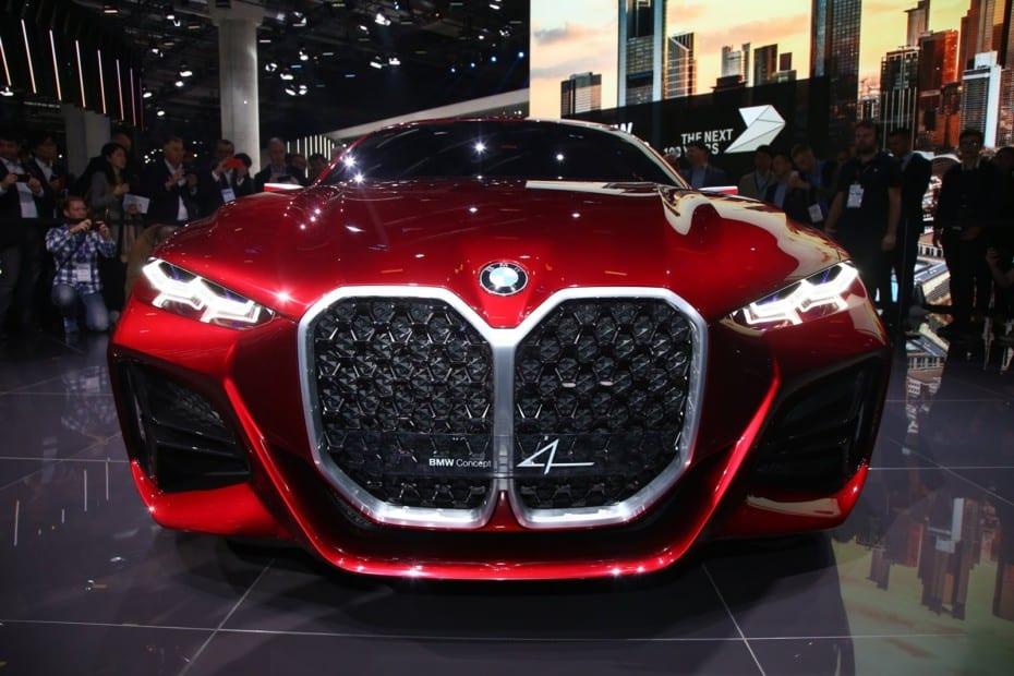 ¿Te gustan los riñones de BMW? Pues ojo a estos, porque los veremos en un futuro…