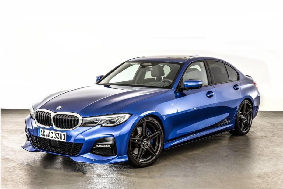 AC Schnitzer nos trae nuevos accesorios para hacer el BMW Serie 3 todavía más salvaje