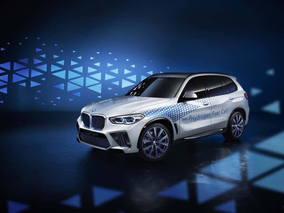 BMW i Hydrogen NEXT: La pila de combustible llega al X5 con más futuro que nunca