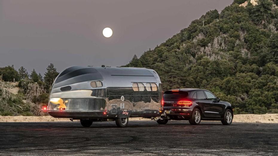 Cuando conozcas esta exclusiva caravana de Bowlus no querrás volver a un hotel de vacaciones