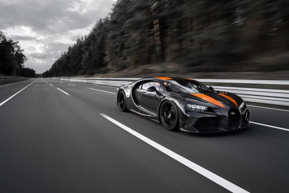Bugatti le roba el récord de velocidad al Koenigsegg Agera RS, pero con algunas «trampas»…