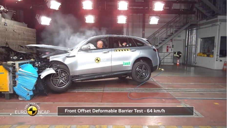 Nueva tanda de pruebas Euro NCAP: Kamiq, Korando, EQC, CLA, Focus, Z4 y Audi A1