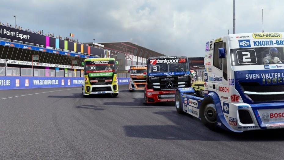 Cosas que nos gustan y que no del FIA European Truck Racing Championship: ¿Deberías comprarlo?