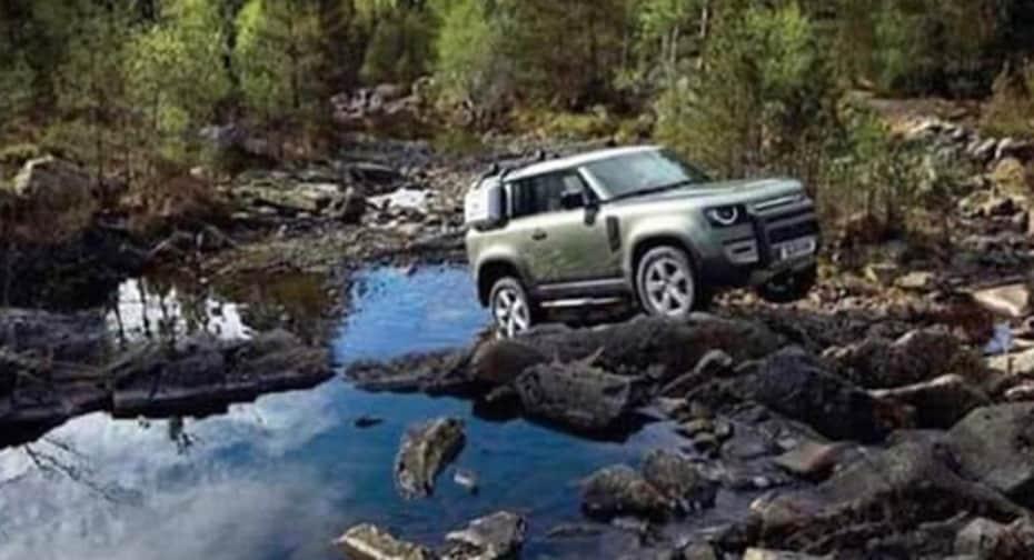 ¡Filtrado! Así luce el Land Rover Defender en sus diversas versiones horas antes de su debut