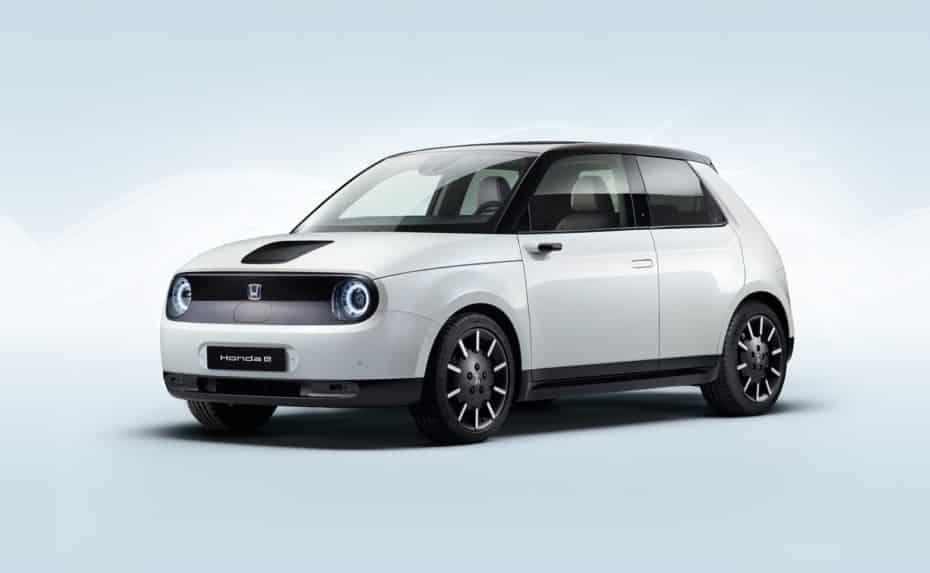 Así es el Honda e de producción: Muy tecnológico y con dos niveles de potencia