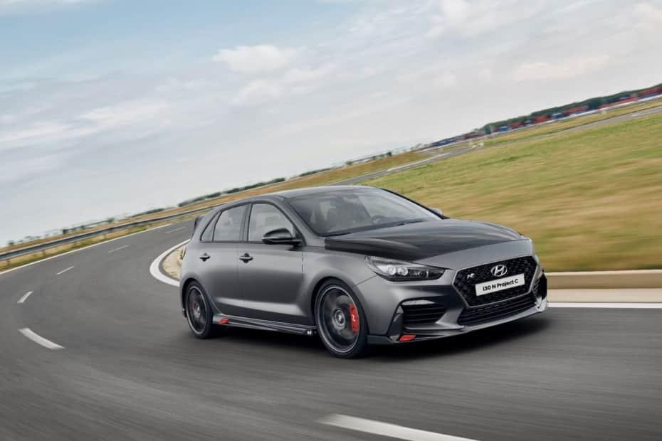 ¡Oficial!: Todos los detalles del Hyundai i30 N Project C, fibra de carbono y 50 kg menos