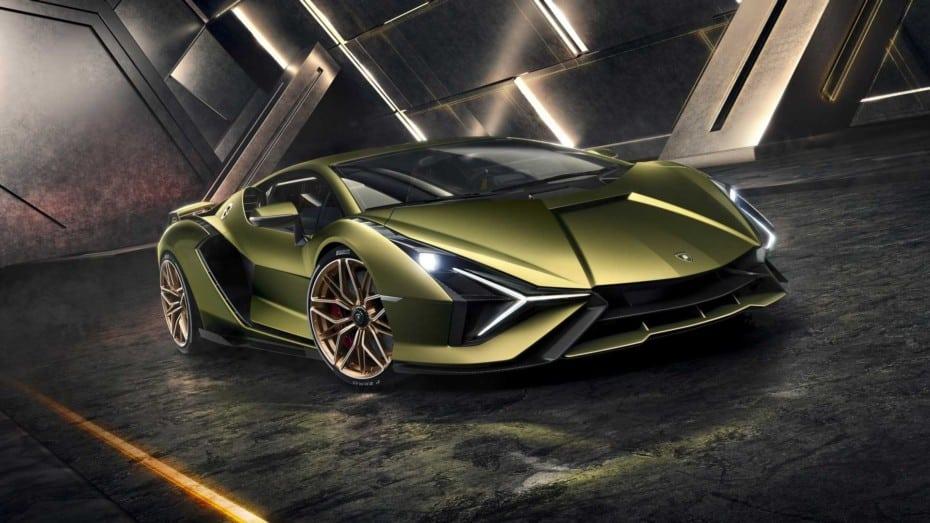 ¡Oficial! Lamborghini Siàn: El primer deportivo híbrido de la marca es el más potente de su historia