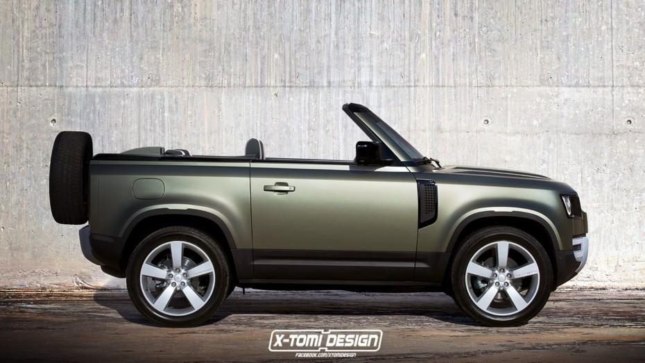 Estamos seguros de que te encantaría ver estas carrocerías en el nuevo Land Rover Defender