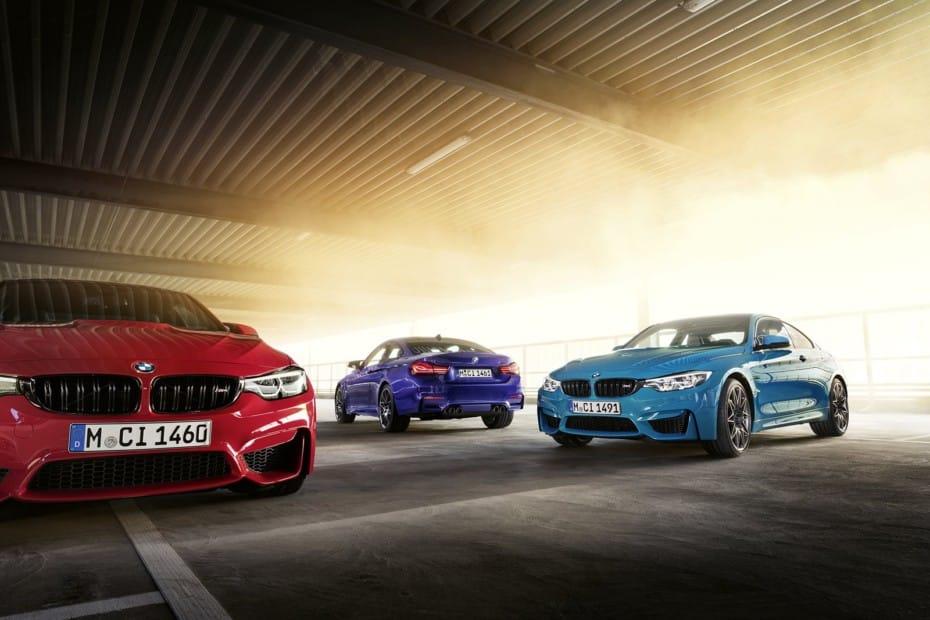 BMW M4 Edition ///M Heritage: Máximo espíritu M, limitado a 750 unidades