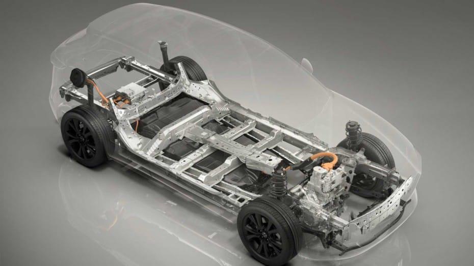 Nuevos detalles e imágenes del primer eléctrico de Mazda: Echemos un vistazo a su interior