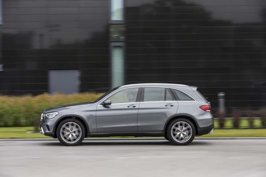 Ya disponibles los Mercedes-Benz GLC híbridos enchufables: Los tienes en diésel y gasolina